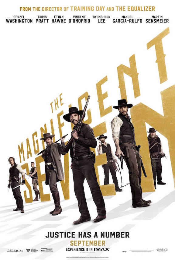 'The Magnificent Seven'