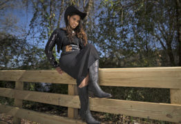 5 reasons to vogue REBA by Justin's 'Queen' boots this winter season