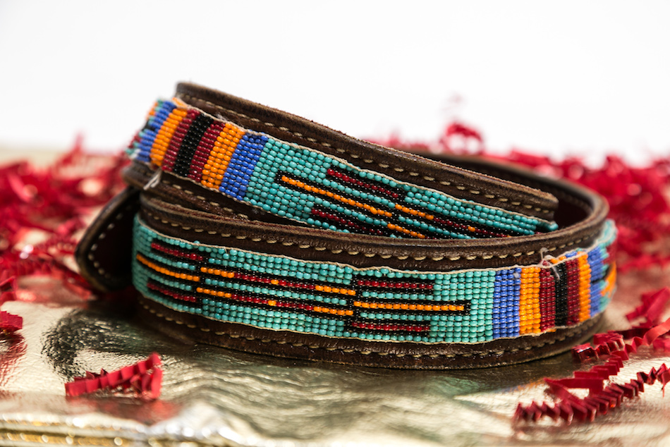 The Beauty of Wampum Beads