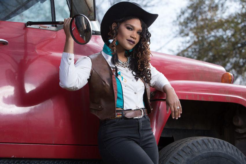 Cowgirl Candace