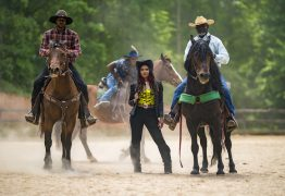 Mavericks + Music: Black cowboy culture tops music charts, dominates mainstream