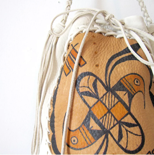 Pueblo Bucket Bag
