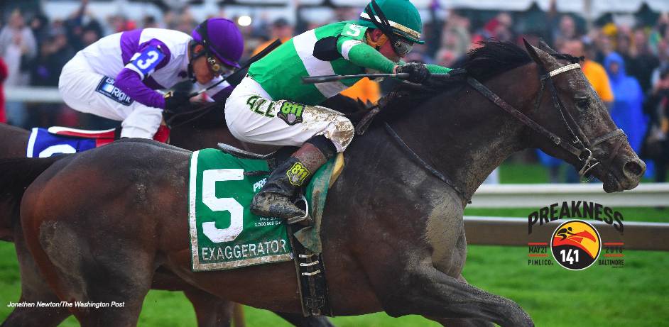 Preakness Stakes 2016: The Exaggerator Eclipse
