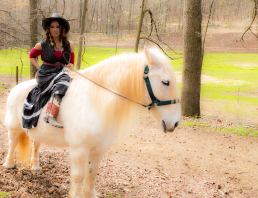Southern Styles & Steeds | Cowgirl Candace