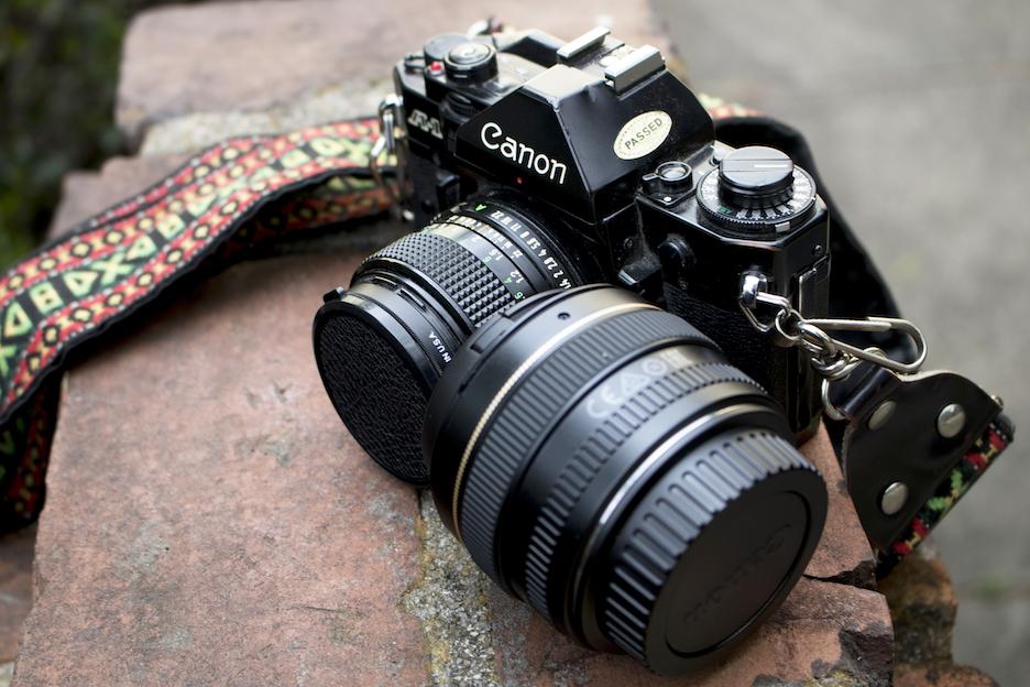 Canon Cowgirl