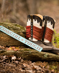 Durango Boots - Cowgirl Tough