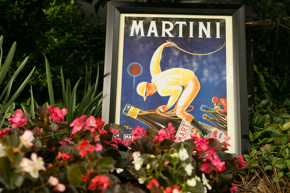 'Martini' by Jean Droit