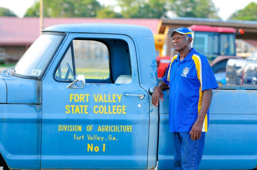Decades of federal land discrimination motivates farmer to mentor