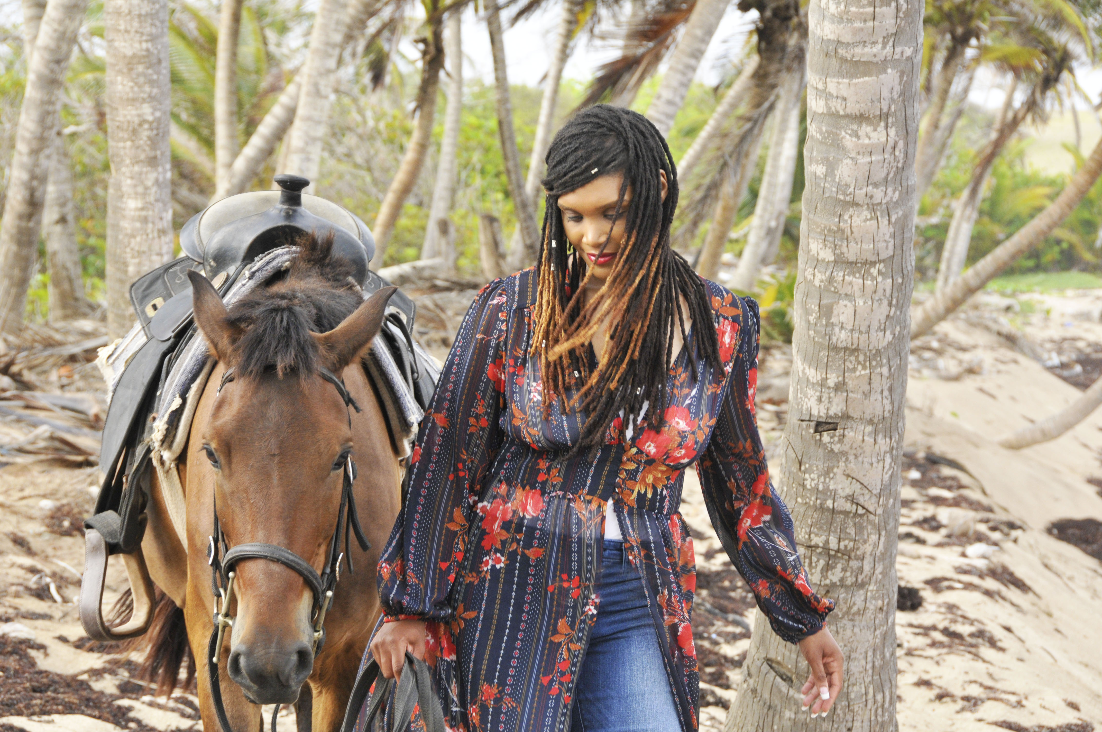 3 brilliant excuses to travel the outskirts of St. Lucia by horseback