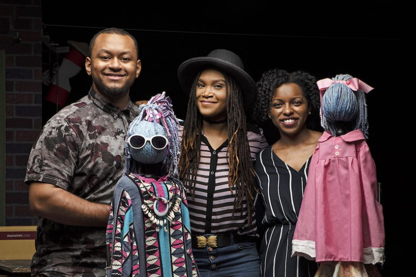 Meet Center for Puppetry Arts' creative African-American ensemble