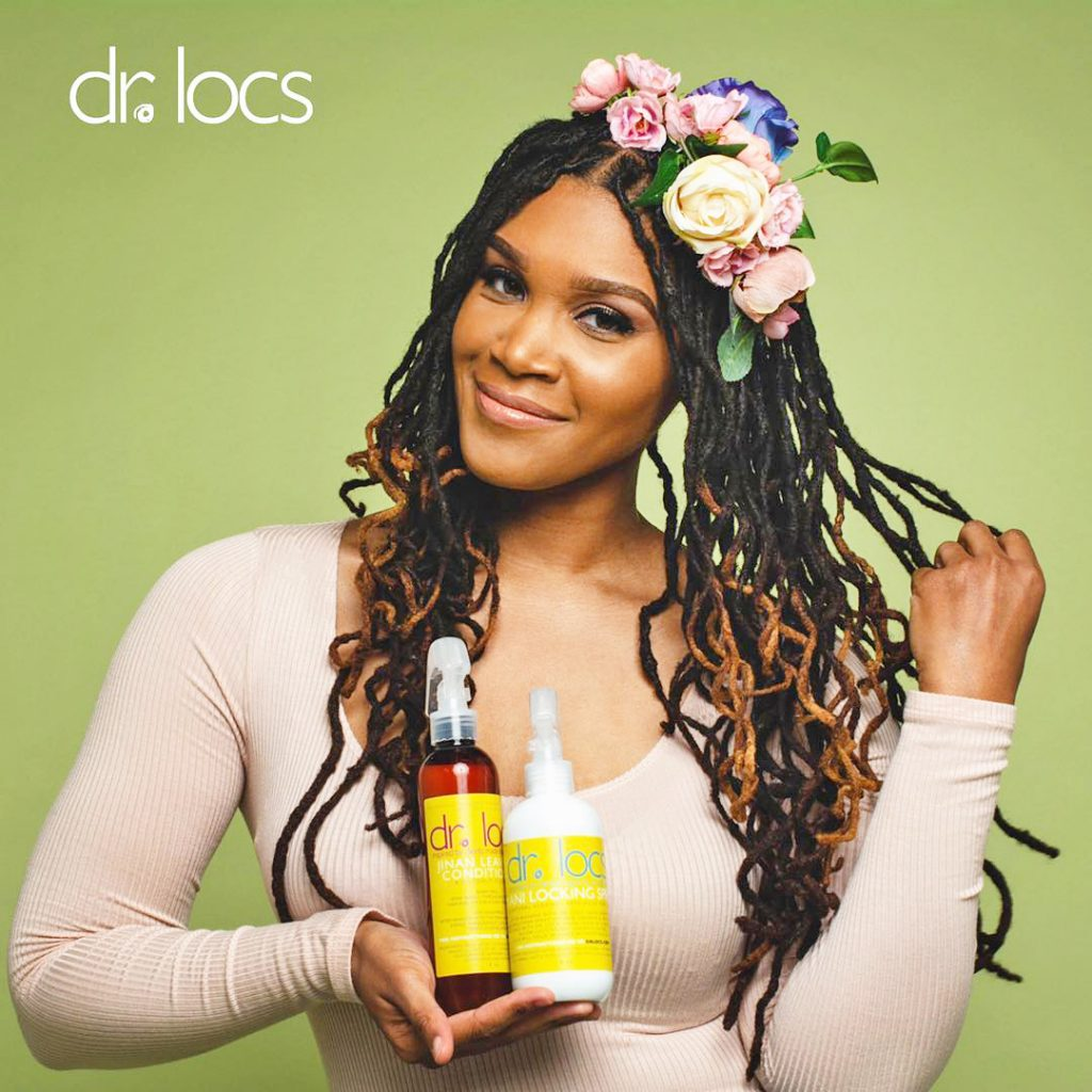 Advertisment for Dr. Locs