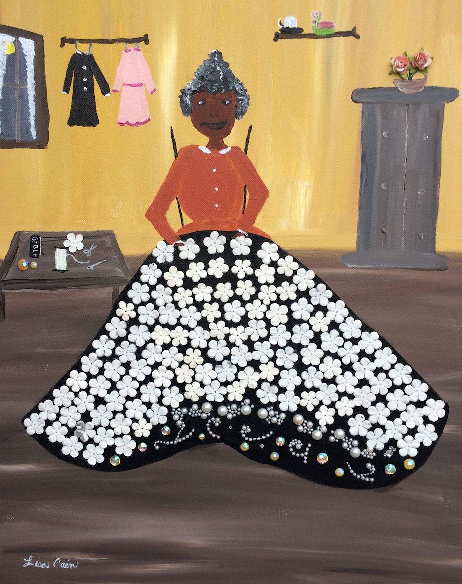 Lisa Cain Folk Art